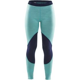 Craft Merino Lightweight Pantalon Femme, paradise/maritime
